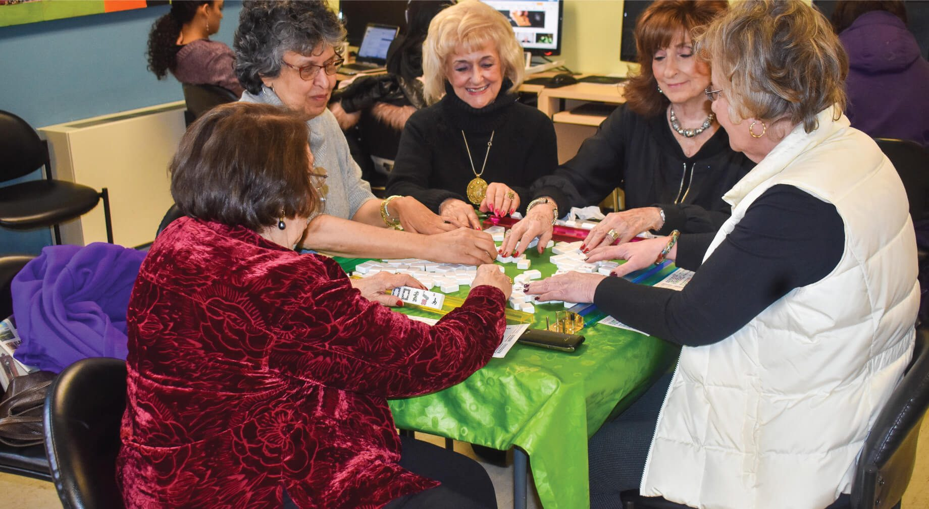 Senior Centers at Commonpoint Queens