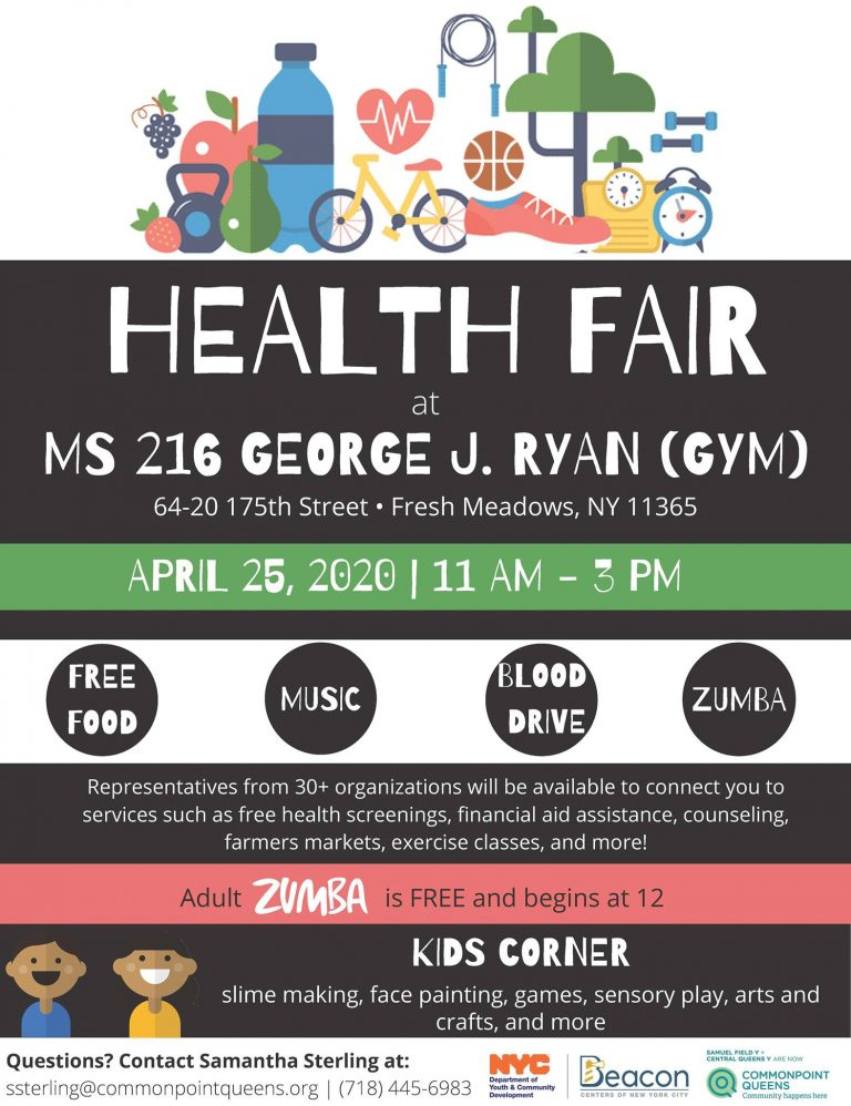health fair beacon ms 216