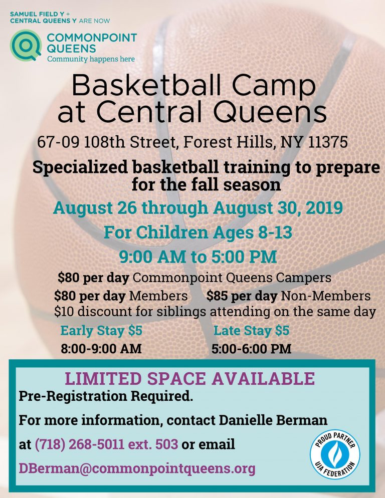 Basketball Mini Camp at Central Queens