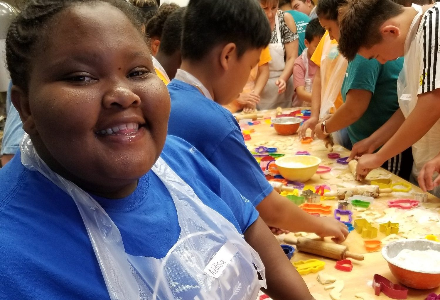 Addisa Special Services Day Camp for children with developmental disabilities