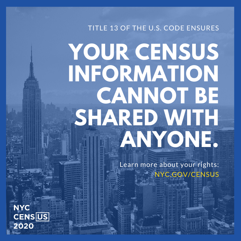 Commonpoint Queens Educates Community on Census Fraud