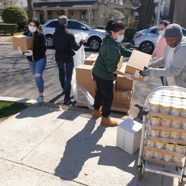 Commonpoint Queens Delivers 1800+ meals