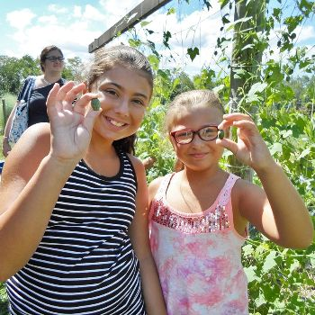 Queens County Farm Museum Partners with Commonpoint Queens to offer Special Summer Camp Program