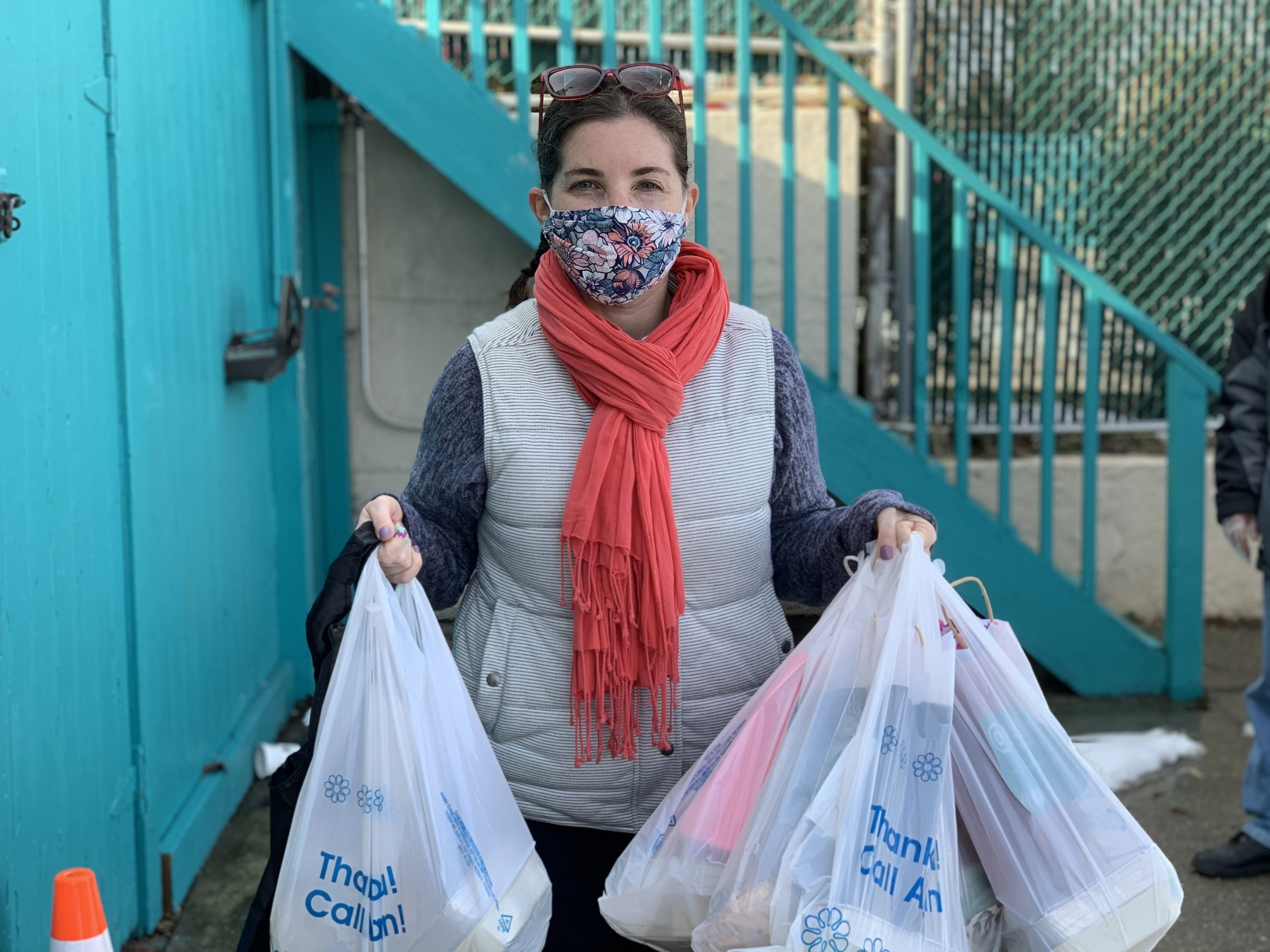 Commonpoint Queens Distributes Prepared Meals and Care Packages on Christmas Eve