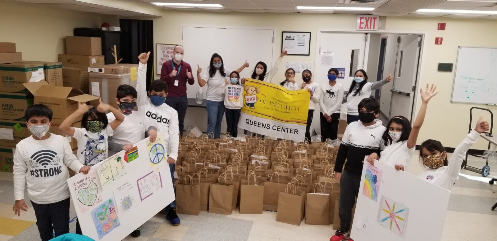 Commonpoint Queens Reimagines MLK Day of Service