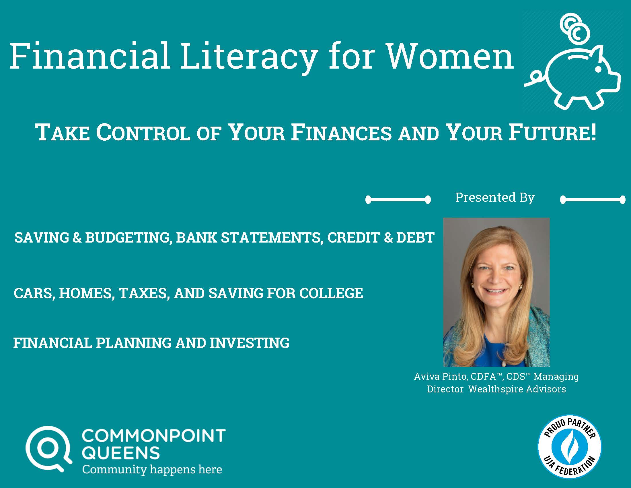 Financial Literacy with Wealthspire Advisors
